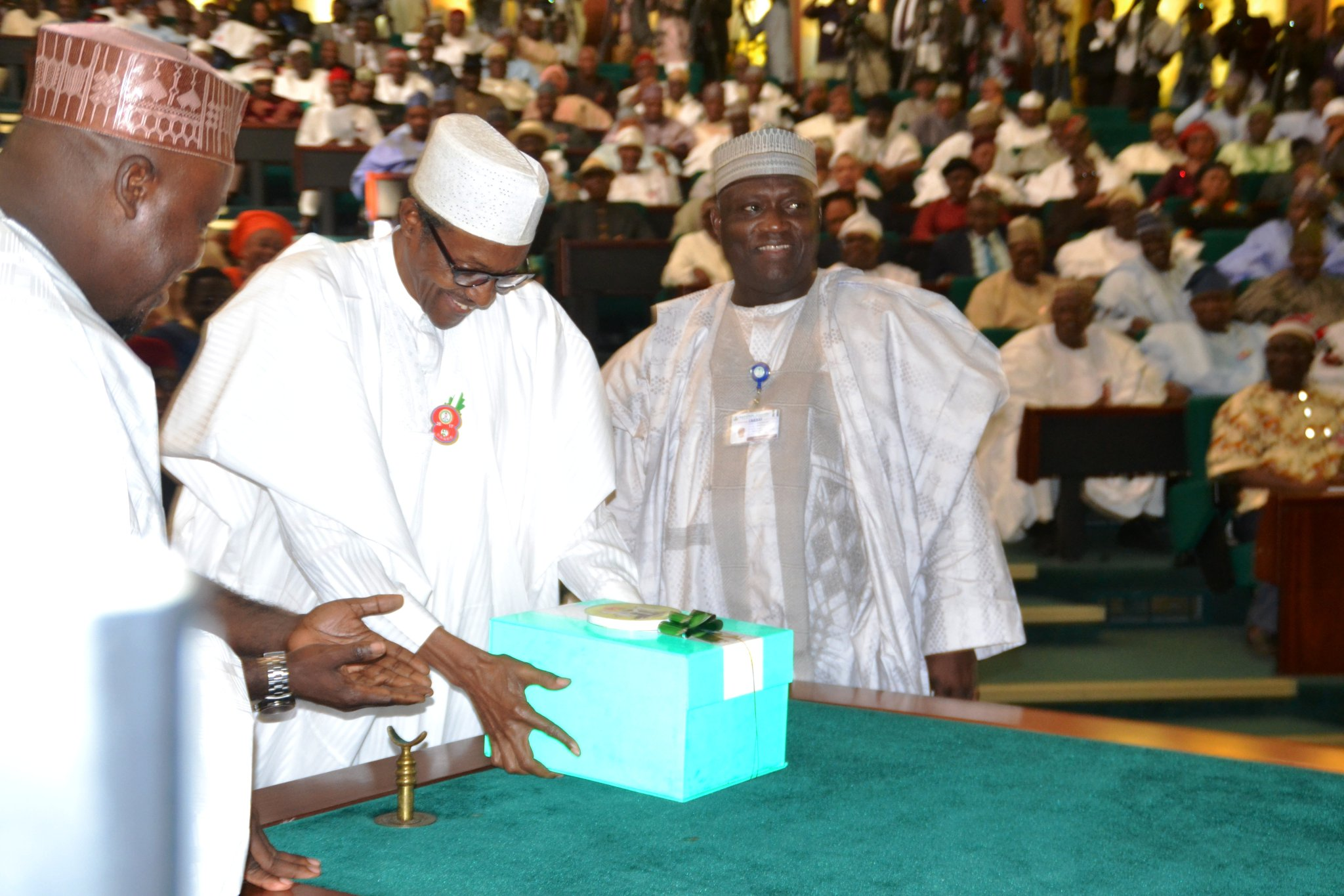 National Assembly May Pass Increased 2018 Budget Today