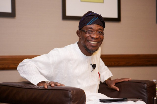 Aregbesola Holds 'Ogbeni Till Daybreak' Today