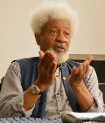 I Should Exit Nigeria- Soyinka