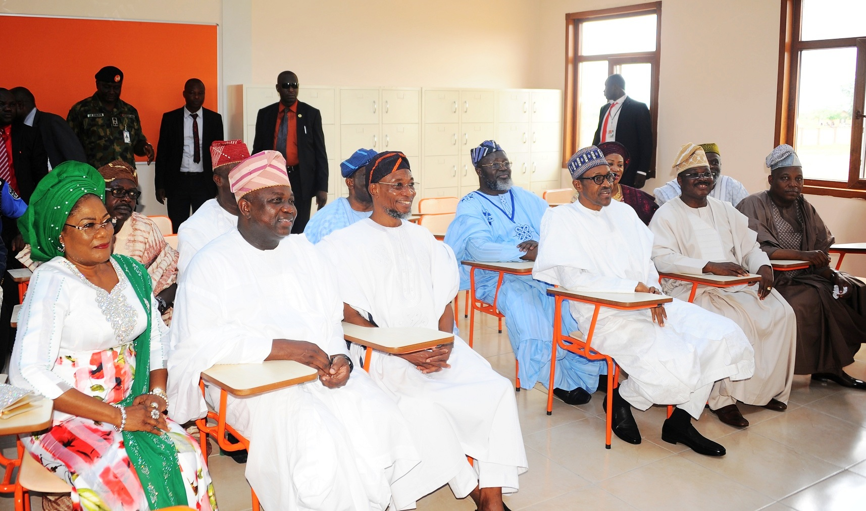 As the Centre Goes Osun Way