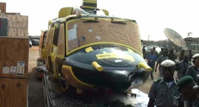 My helicopters story: Amaechi