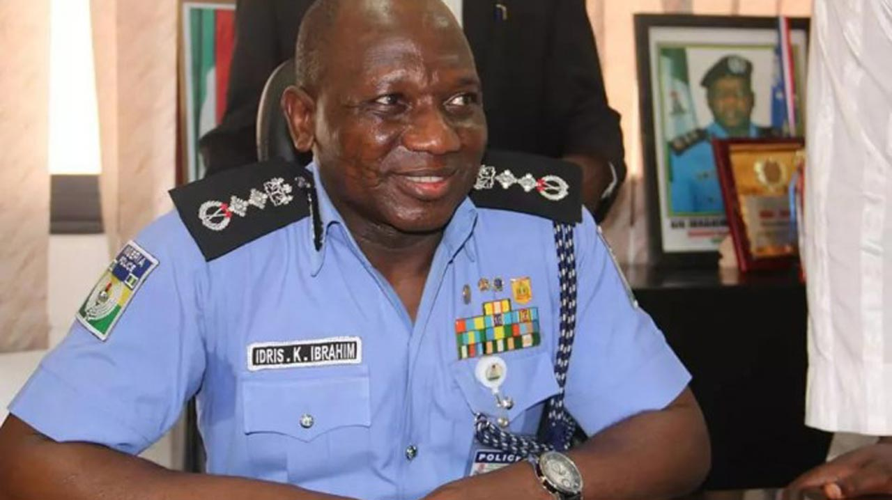 JUST IN: Sen. Misau Alleges IGP Ibrahim Idris Impregnates Serving Female Officer