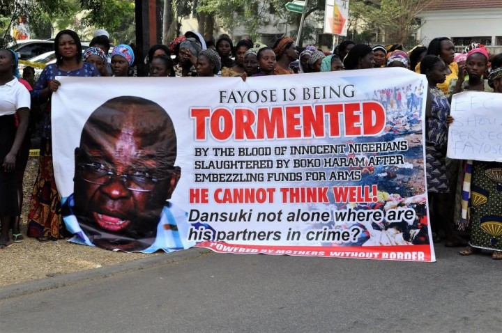 Group Demands Prosecution of Ekiti Governor Fayose Over Arms Money
