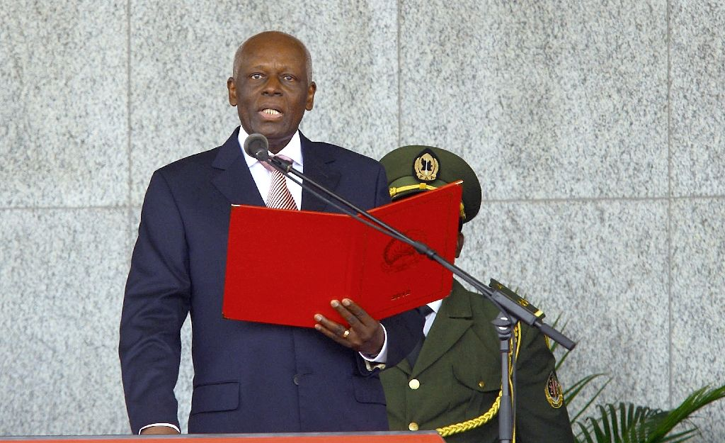 Angola President Dos Santos To Step Down After 37 Years
