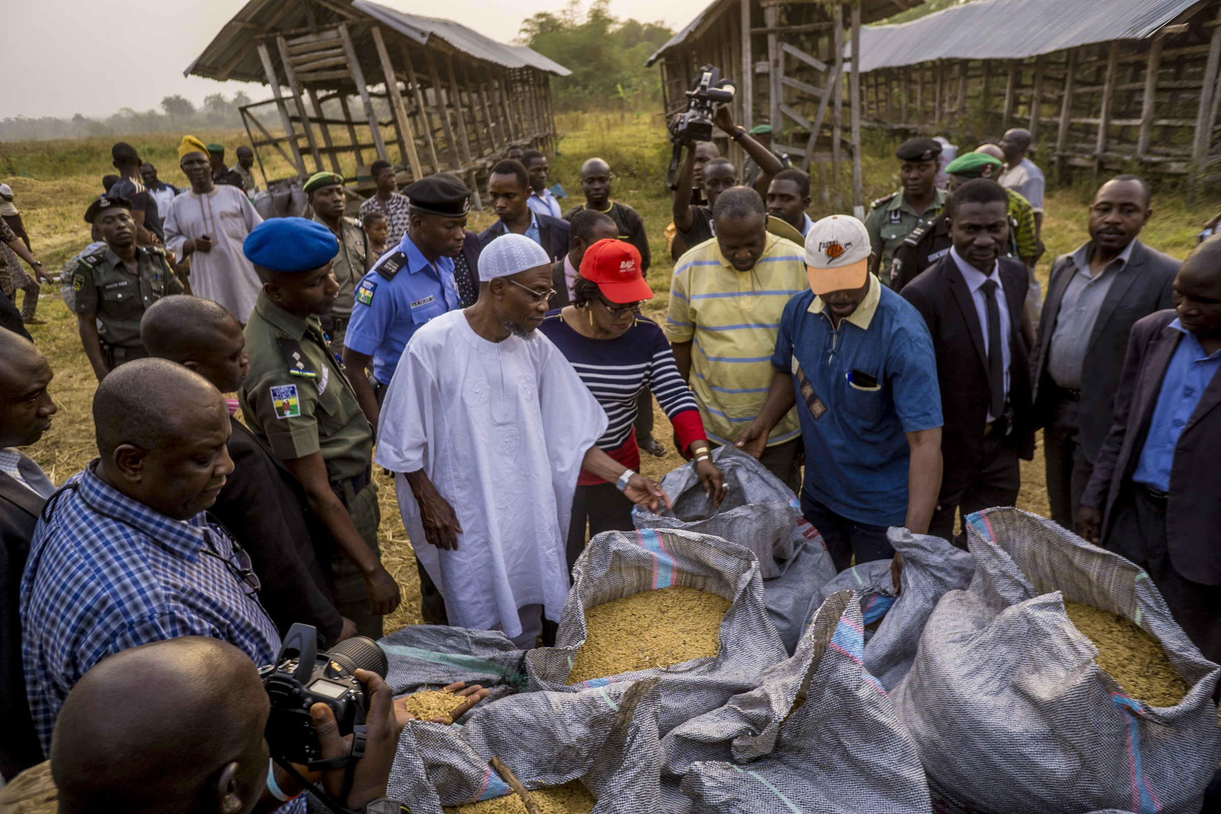 food insecurity in nigeria agricultural mechanization as a way out The lowest on agriculture indices of mechanization nigeria in its advocacy drive has carried out way to addressing food insecurity and.