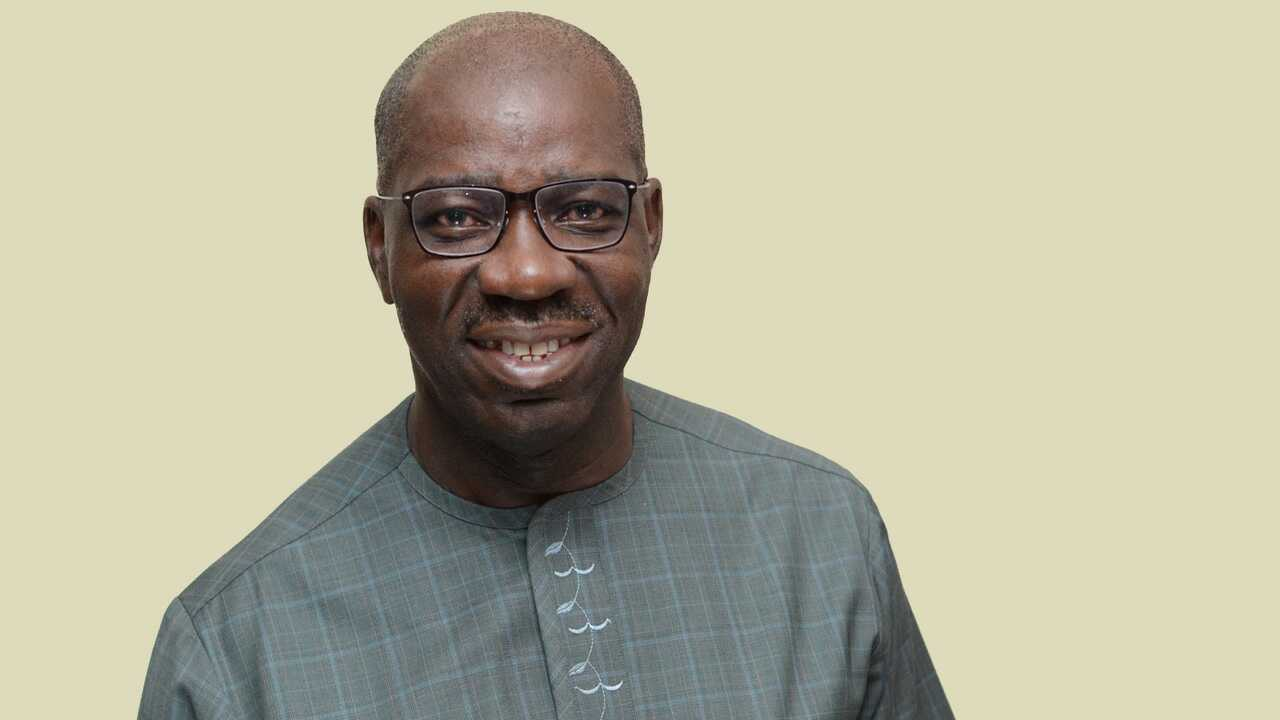 Obaseki Inaugurates 1000ha Maize Field in Edo