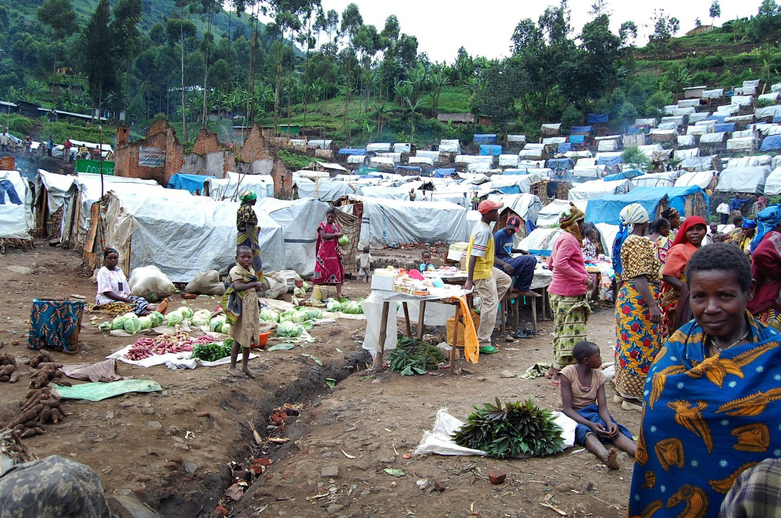 Poor Feeding: IDPs Cries to Government in Borno State