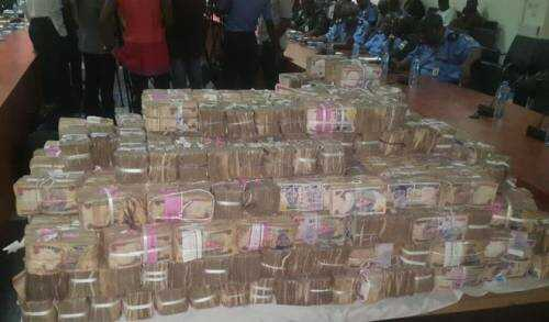 N11m recovered from INEC officials
