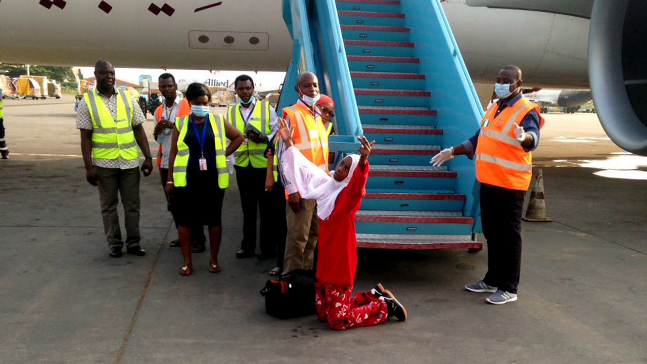 Nigerian Returnees from Libya Recount Tales of Tape, Torture