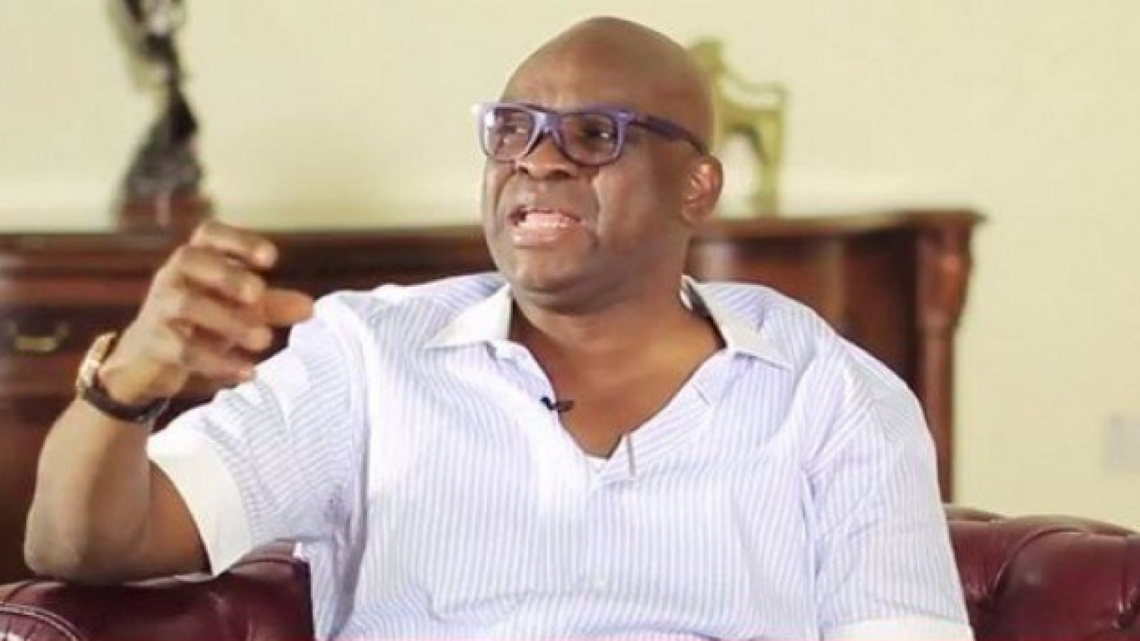 Riding Unholy G-Wagon On Fayose's Bridge By Tunde Odesola