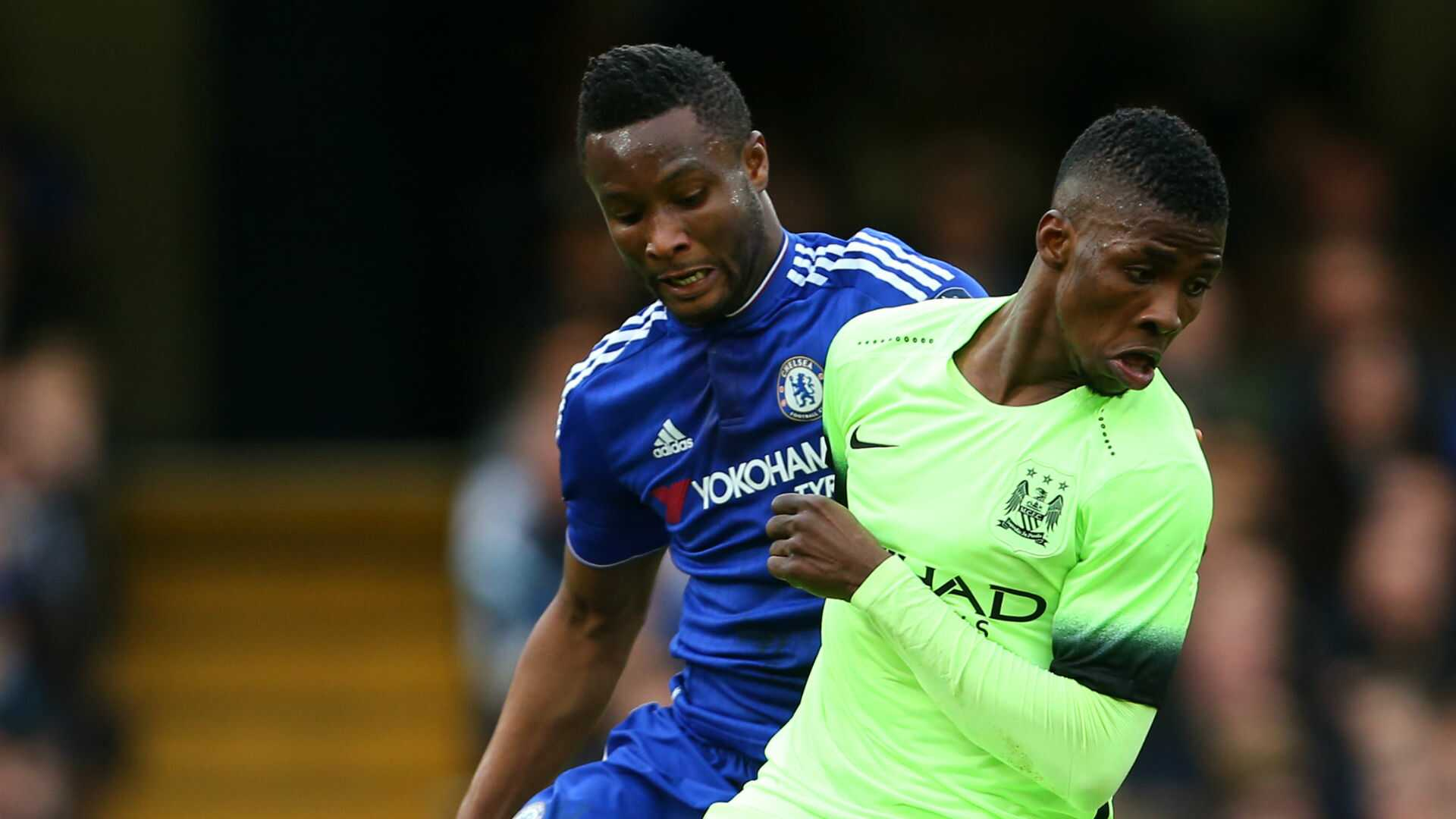 Mikel Speaks On Iheanacho's Future At Manchester City