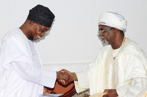 You Have Shown Exemplary Leadership in Promoting Unity – Sultan Tells Aregbesola