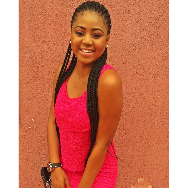 Teen actress Regina Daniels shows off figure in new photos