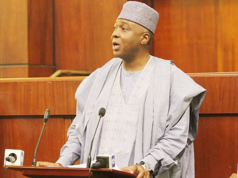 Breaking: Saraki Appoints 156 Legislative Aides