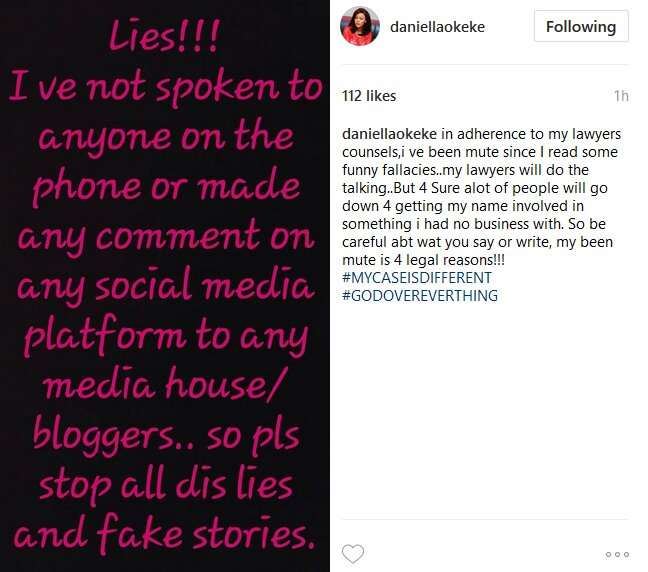 Apostle Suleman's Alleged Sex Scandal With Daniella Okeke