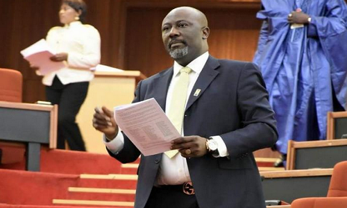 Dino Melaye Urges Senate To Revisit Peace Corp Bill