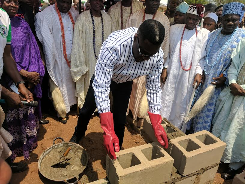 Governor Ahmed Flags Off 5000-Unit Mass Housing Project, Pledges Compensation