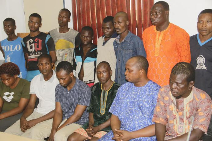 Ife Killings: Police Parades Masterminds