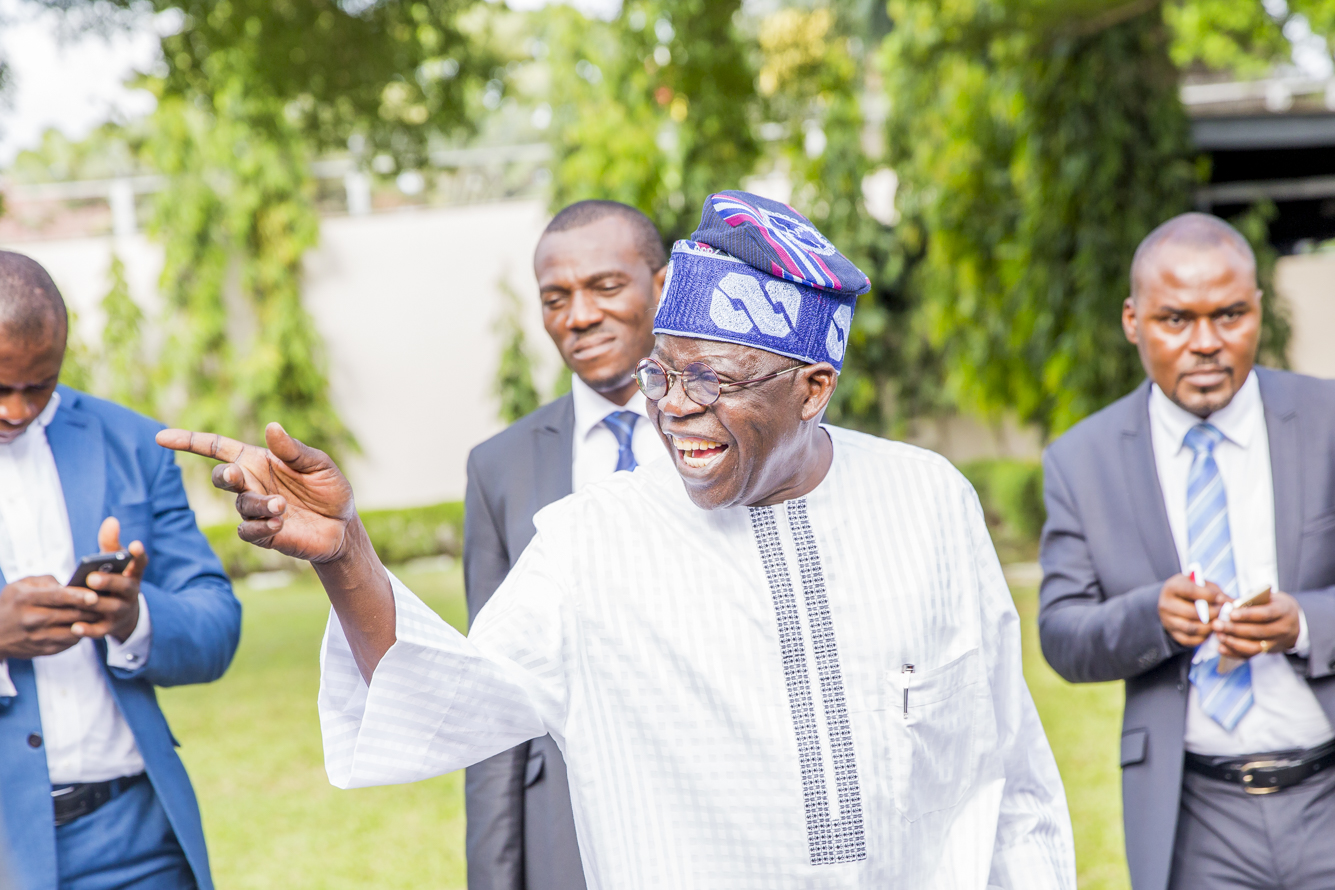 Photos: Governor Aregbesola Present with Asiwaju at His 65th Birthday Celebration