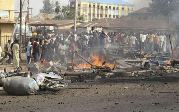 Bomb Attack: Mother, 2 Children, 4 Others Killed In Maiduguri