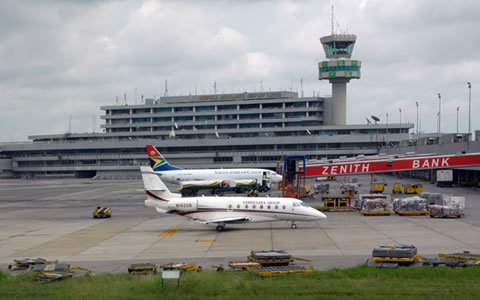 FAAN Fire Spares Air Operations