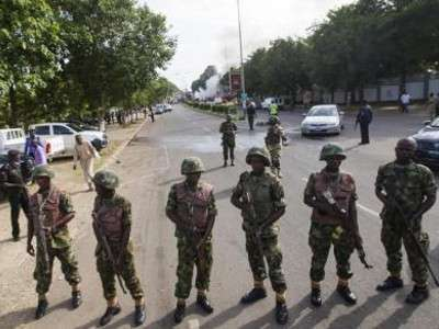 Crocodile Smile II: Military Arrests 40 Suspects In Lagos, Ogun
