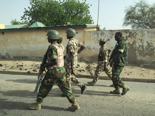 Soldiers Hold Borno Deputy Governor, Usman Durkwa To Ransom