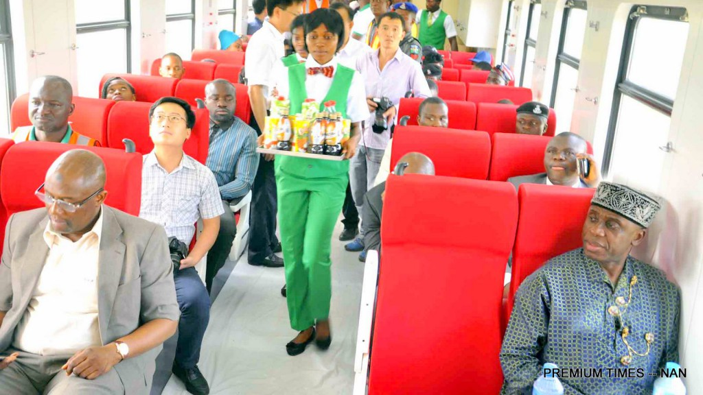Abuja-Kaduna Rail Commences Sunday Operations With 512 Passengers