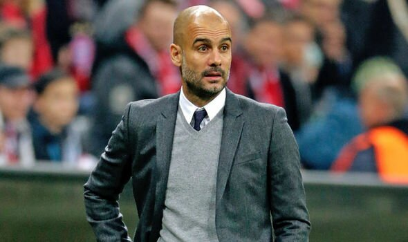 Pep Guardiola, Responsible For Manchester City's Elimination