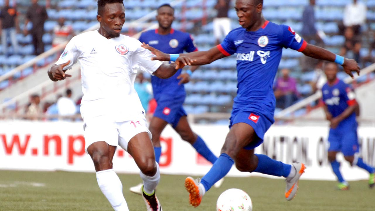 Rangers Int'l FC Overcomes Goalkeeping Worries