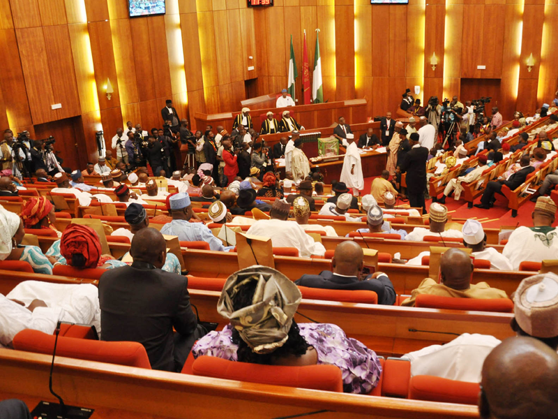Senate Recalls Ndume After 8-Month Suspension