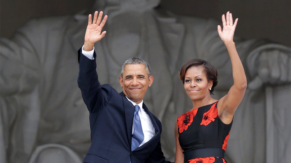 Barack Obama Returns To Politics