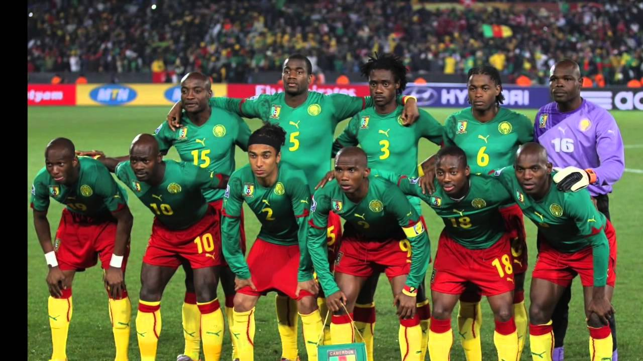 Cameroon Name Squad for International Friendly
