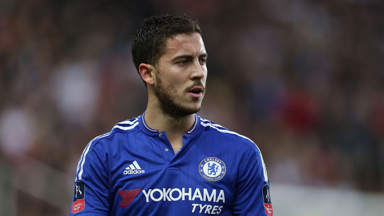 Hazard Anxious To Shine In Champions League