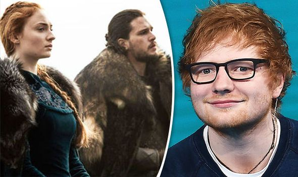 Ed Sheeran To Feature In Game Of Thrones