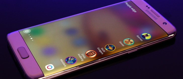 Samsung Galaxy S8 Might Appear in Violet