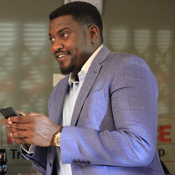 John Dumelo embroiled in corruption scandal?