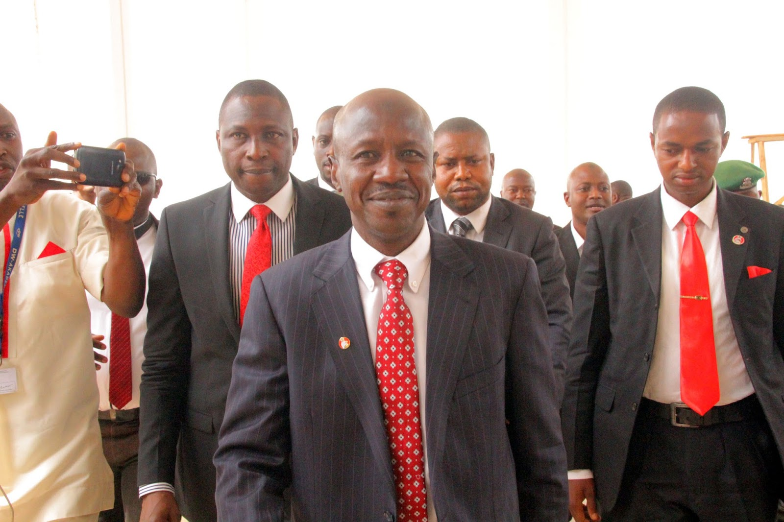 Constitutionalism, The Senate And Ibrahim Magu: The Need For Magu To Stay By Kabir G. Ibrahim