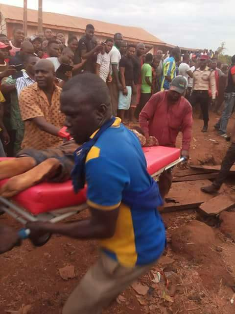 Terrible Accident In Otukpo-Enugu Claims Many Lives (photos)