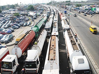 FG, Dangote And Apapa Roads