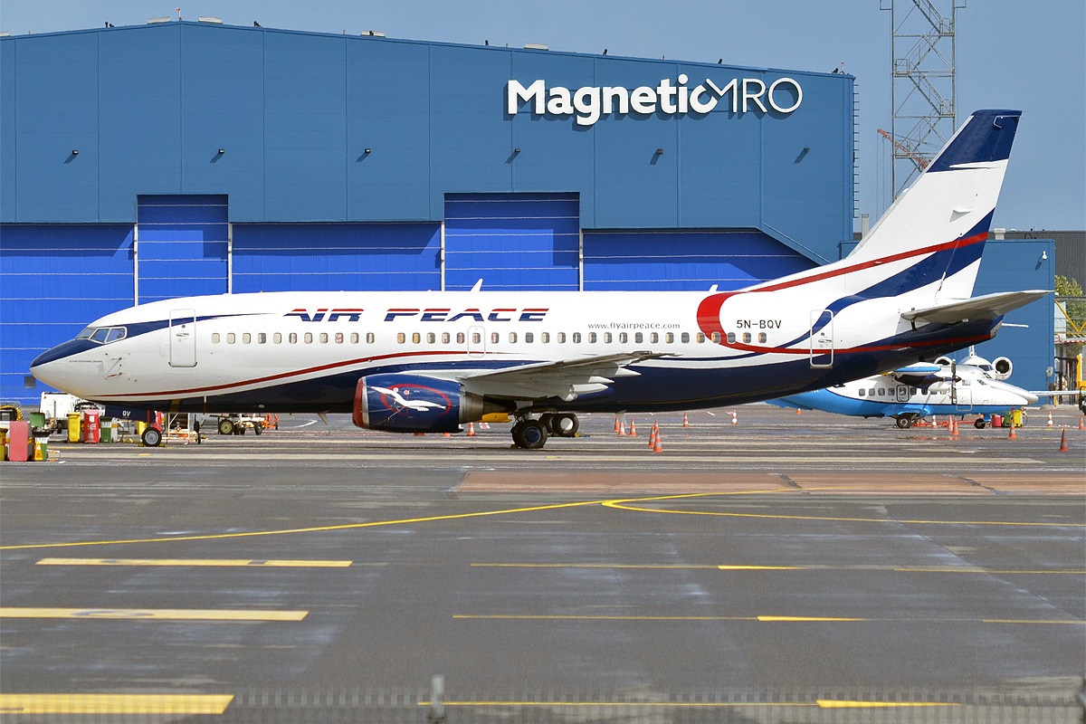 Air Peace Loses N3bn Over Flight Delays, Damaged Aircraft