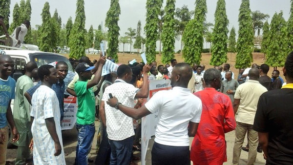 Protest: Osun Assembly Assures Students Of Intervention