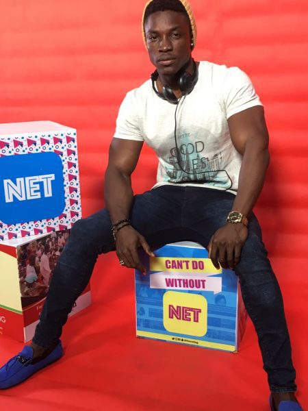 Bassey Already Making Moves To Nollywood