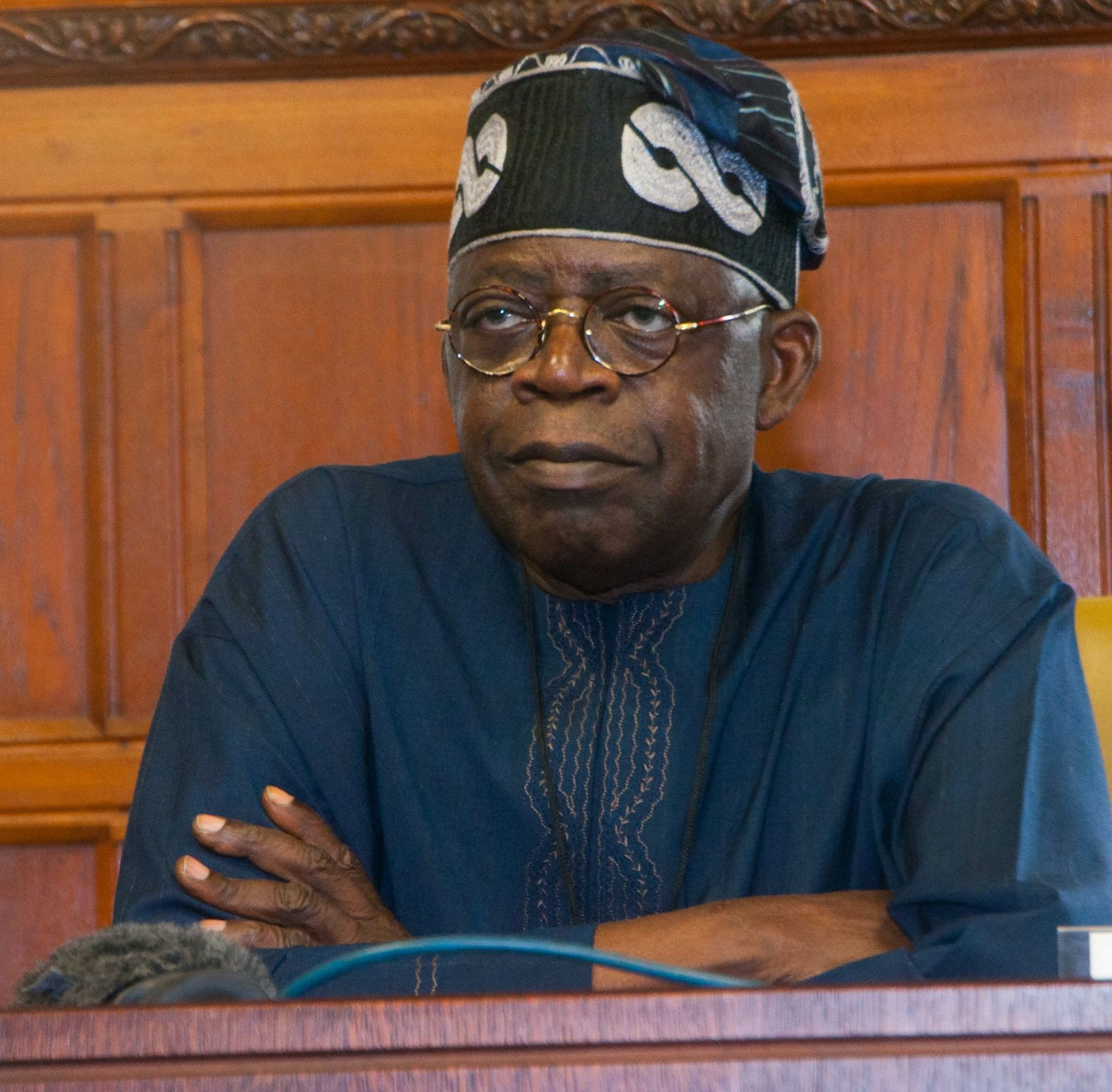 Mischief Makers Trying To Use My Name To Stir Opposition In The Senate- Tinubu