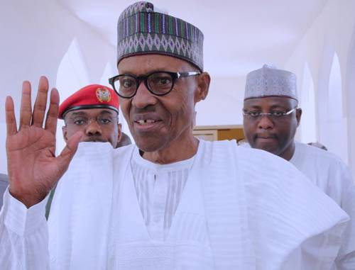 Civil Society Leaders Urge Buhari to Take Medical Leave
