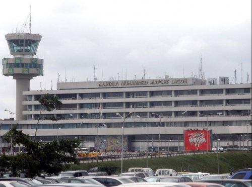 You Won`t Believe The Inexplicable Cause Of Vibration In Lagos Airport