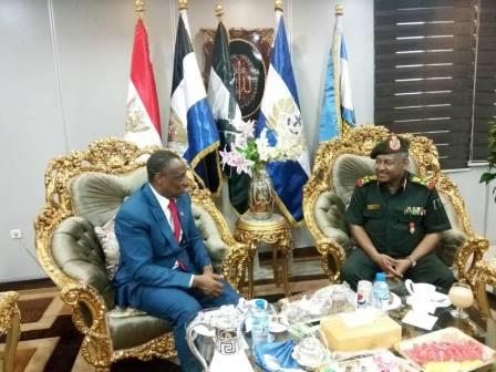 Defence Minister Advocates Improved Military Cooperation