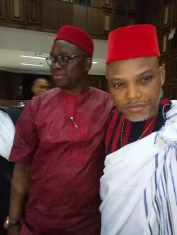 Fayose and kanu