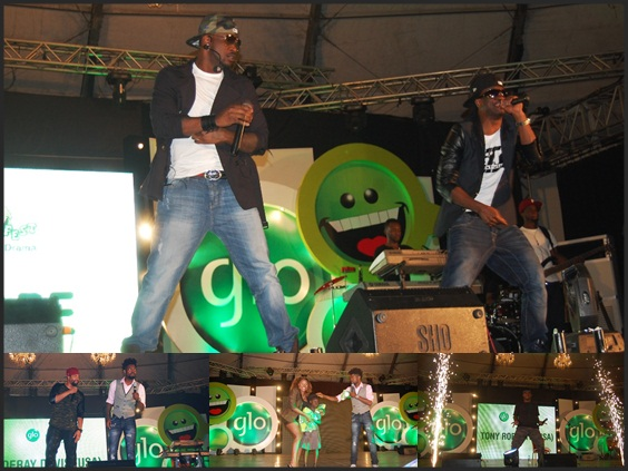 Glo Storms Owerri With Phyno, P-Square, Other Stars