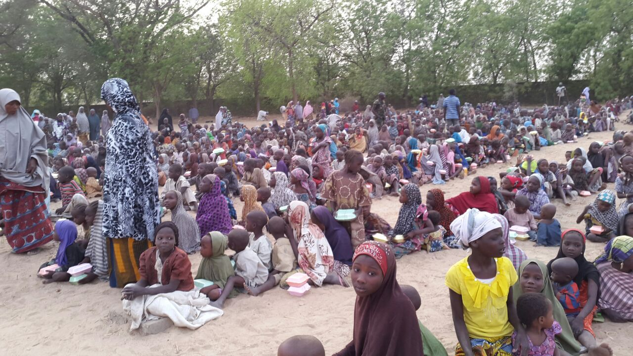 FG: 14.8m People Affected By Boko Haram Insurgency